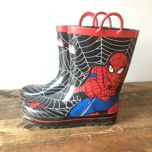 Other - Spider-Man Rain Boots